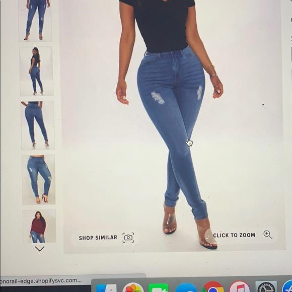 That new skinny jean